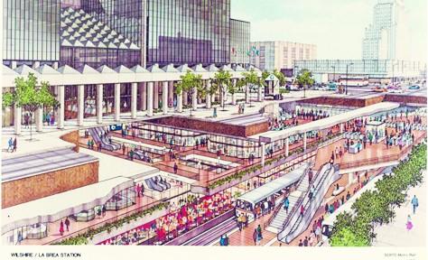 Thiết lập nhà ga Metro – Vấn đề không chỉ là vị trí