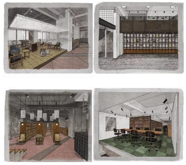 nha-sach-bunkitsu-bookstore-japan-nhat-ban-8