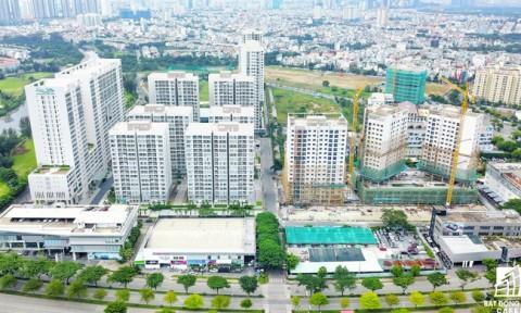 Tiêu thụ căn hộ TPHCM tiếp đà giảm gần 30%