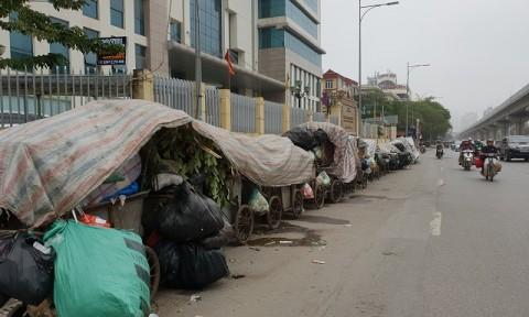 Nỗ lực xử lý các vấn đề liên quan đến bãi rác Nam Sơn
