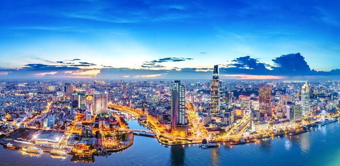Việt Nam có tốc độ tăng trưởng bền vững và hấp dẫn sự chú ý của nhà đầu tư quốc tế
