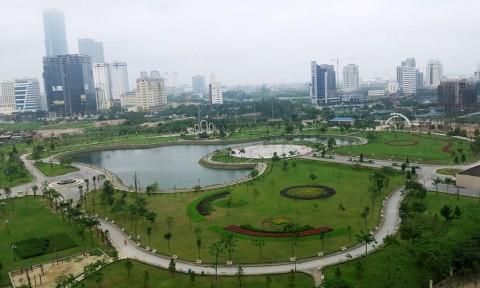 Hà Nội dự kiến xây bãi đỗ xe ngầm 565 tỷ đồng tại Công viên Cầu Giấy