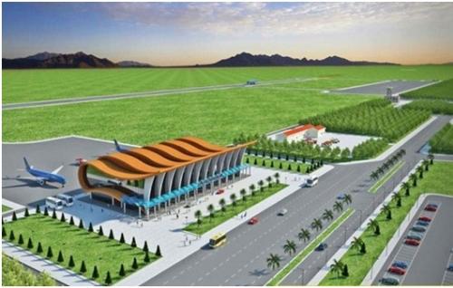 Sân bay Phan Thiết mở ra cơ hội phát triển lớn cho Bình Thuận