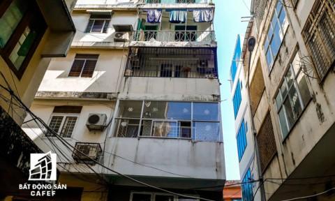 TPHCM: Công bố danh sách chung cư xuống cấp cần được xây mới