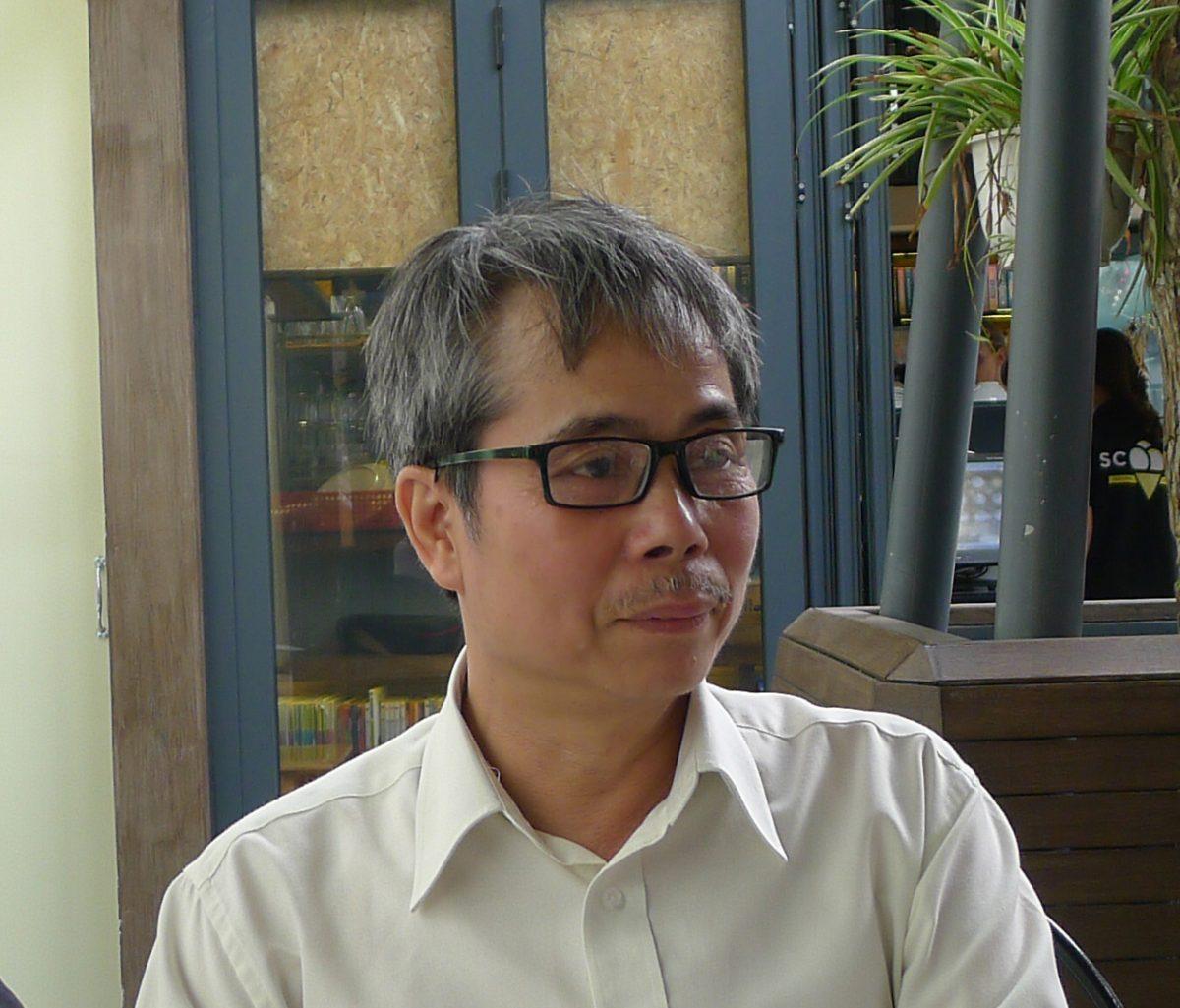 KTS Trần Huy Ánh. (Ảnh: Internet)