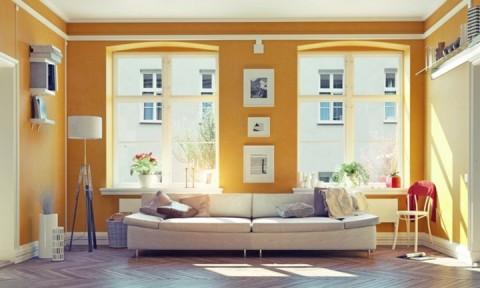 Mang mùa xuân vào nhà với các cách trang trí rực rỡ sắc màu