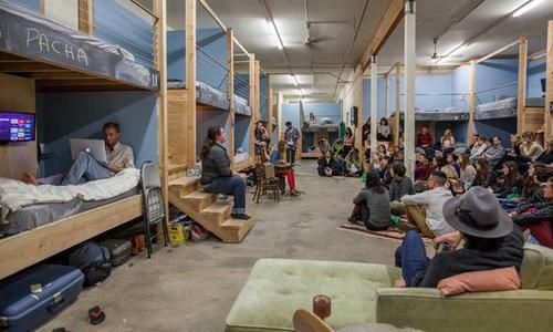 Không gian sống chia sẻ, mô hình cư trú co-living thu hút đầu tư tại châu Á Thái Bình Dương: Ảnh: treehugger.com