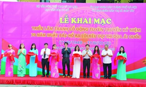 Thị xã Sơn Tây – Đẩy mạnh đầu tư các thiết chế văn hóa phục vụ nhân dân