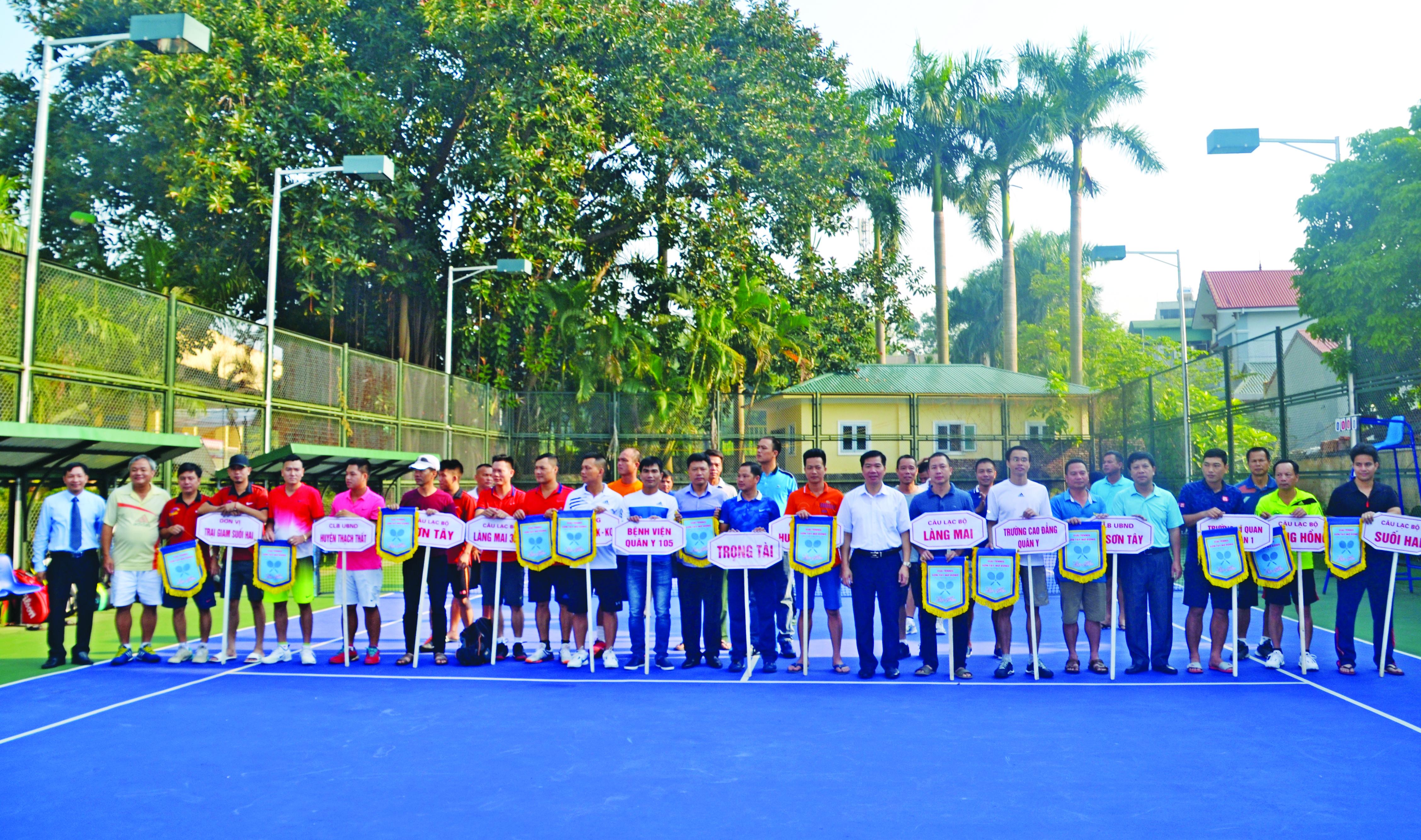 Phong trào thể dục thể thao ngày càng thu hút đông đảo người dân tham gia