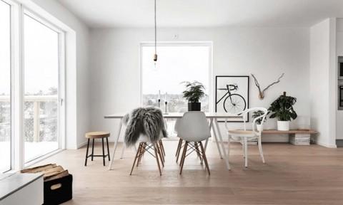 Trang trí nhà theo phong cách Bắc Âu