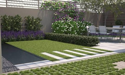 Ưu điểm của bê tông trồng cỏ so với bê tông thường và khả năng ứng dụng trong công trình nhà ở
