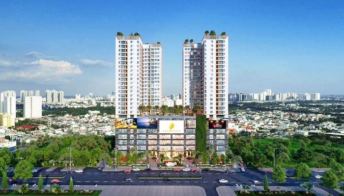Central Premium - dự án căn hộ chăm sóc đầu tiên tại quận 8