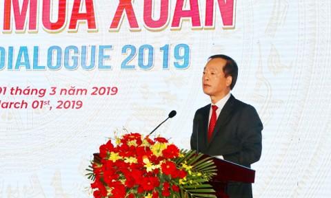 Bộ trưởng Bộ Xây dựng tham dự Tọa đàm mùa Xuân 2019 tại Đà Nẵng