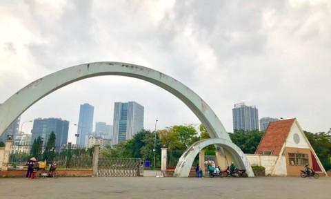 KTS Trần Huy Ánh: 'Bà con lo ngại về bãi đỗ xe ngầm là chính đáng'