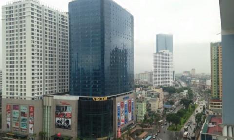 """Văn phòng cho thuê tại Hà Nội """"hốt vàng"""""""