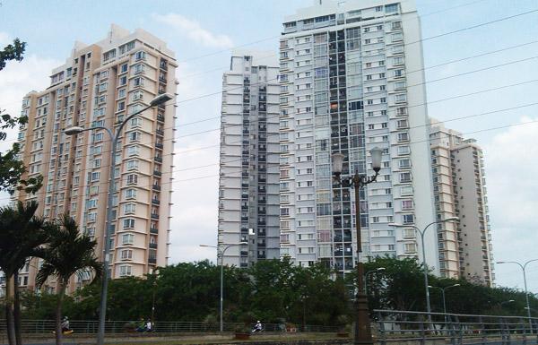 TP Hồ Chí Minh hiện có 212 chung cư chưa có Ban quản trị. Ảnh: CN