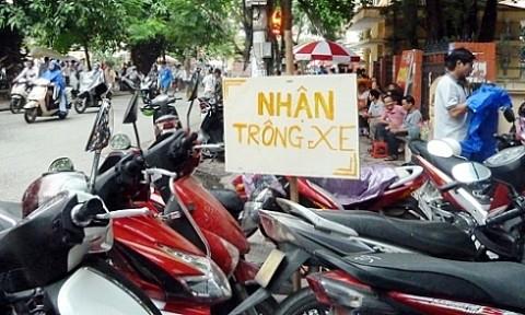 Hà Nội: Xử lý nghiêm và giải tỏa triệt để các điểm, bãi trông xe trái phép