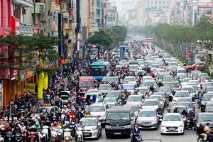 Có thể tạm dừng đăng ký xe máy tại 5 quận nội thành Hà Nội vào 2020