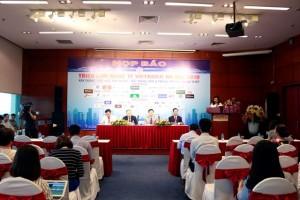Triển lãm Quốc tế Xây dựng VIETBUILD Hà Nội 2019 lần 1 thu thút hơn 1.600 gian hàng tham gia