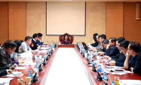 Hội thảo chuyên gia về Đề cương Báo cáo đánh giá quá trình đô thị hóa ở Việt Nam giai đoạn 2011 – 2020