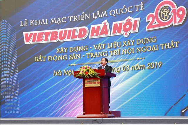 Thứ trưởng Nguyễn Văn Sinh phát biểu chỉ đạo tại Lễ khai mạc