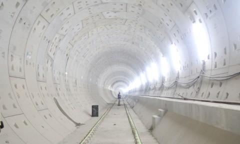Dự án tuyến Metro số 1 Bến Thành – Suối Tiên vận hành thử nghiệm vào năm 2020