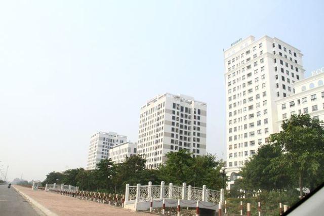 Giá nhà ở tại Việt Nam vẫn còn ở mức thấp so với các đô thị lớn trong khu vực. Ảnh: Thành Nguyễn.