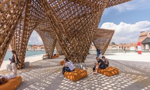 KTS Võ Trọng Nghĩa đoạt giải thưởng Kiến trúc xanh 2019