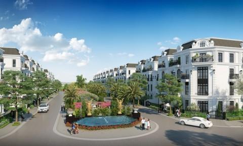 Elegant Park Villa – Không gian sống khác biệt của giới nhà giàu