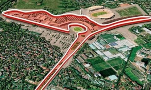 Hà Nội chính thức phê duyệt quy hoạch đường đua F1
