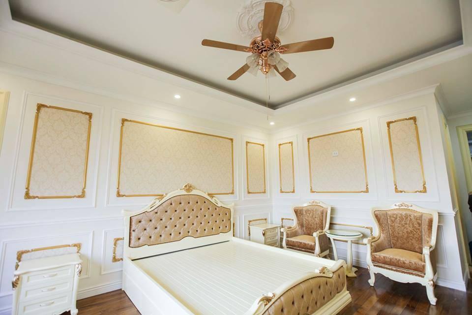 Sử dụng nẹp trang trí đang dần trở thành xu hướng trong thiết kế nội thất hiện đại