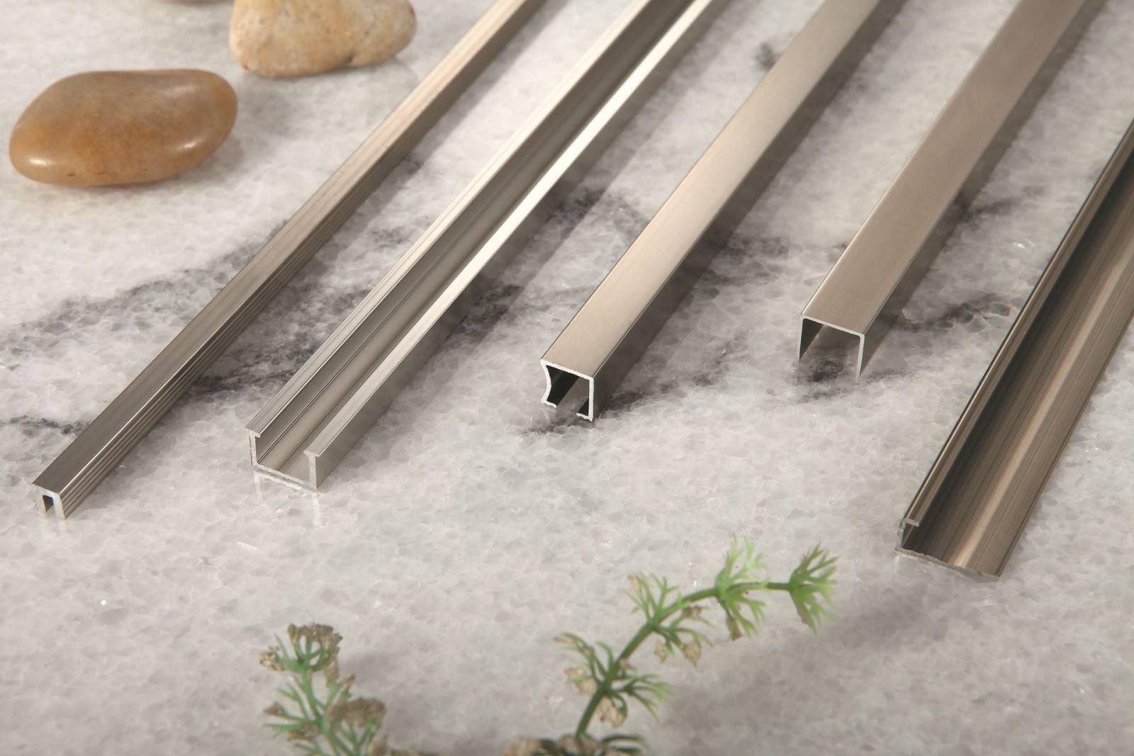 Nẹp trang trí với kiểu dáng và chất liệu đa dạng có thể sử dụng cho nhiều vị trí khác nhau trong ngôi nhà