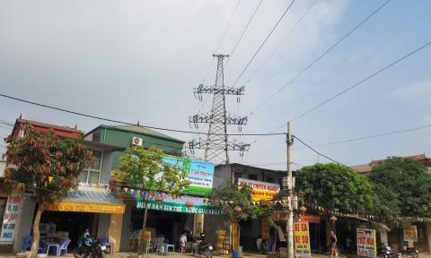 Tăng cường công tác quản lý xây dựng công trình đảm bảo hành lang an toàn lưới điện cao thế khu vực giáp ranh nội đô