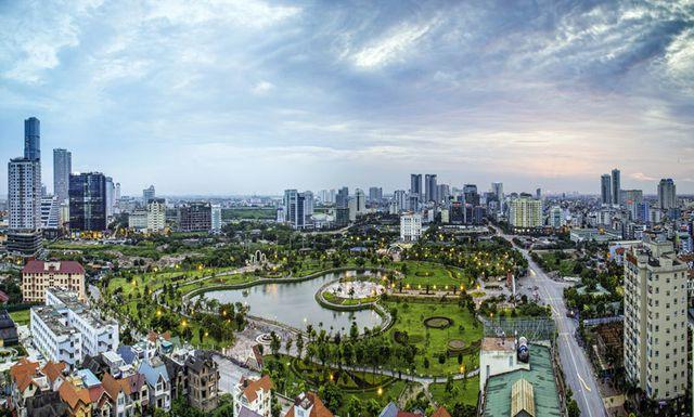 TP. Hà Nội vừa thông qua Dự thảo Đề án điều chỉnh địa giới hành chính giữa các quận: Cầu Giấy, Bắc Từ Liêm và Nam Từ Liêm