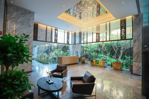 Thiết kế hiện đại trong biệt thự Serenity Sky Villas
