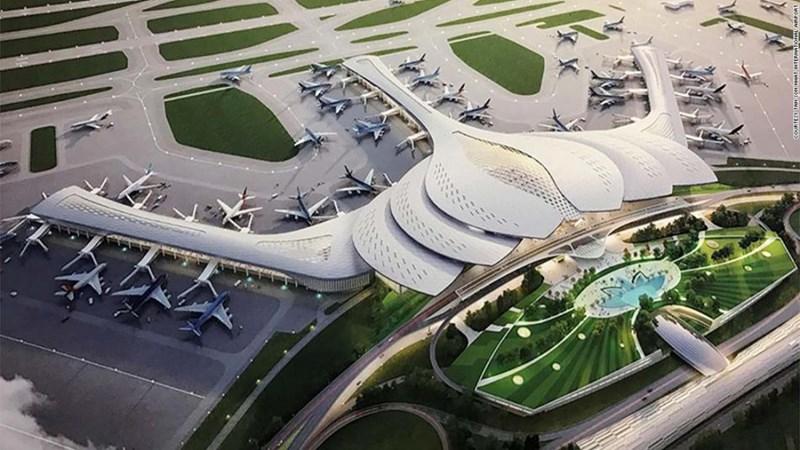 Sân bay quốc tế Long Thành sẽ được khởi công theo đúng mục tiêu vào năm 2020