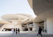 Khánh thành Bảo tàng Quốc gia Qatar – Lấy cảm hứng từ hoa hồng sa mạc