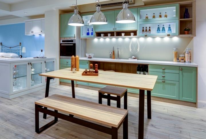 Nội thất làm từ gỗ tái chế giúp bảo vệ môi trường và sức khỏe người sử dụng