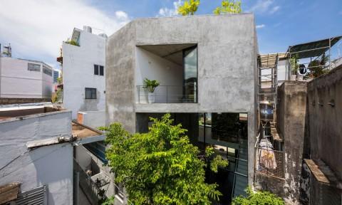 NGA House – Không gian mở giữa khu dân cư mật độ cao