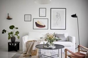 Căn nhà nổi bật hơn nếu sơn tường trắng theo cách này