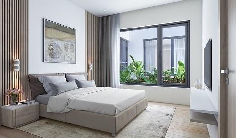 HD Mon Holdings ra mắt căn hộ mẫu chung cư cao cấp The Zei