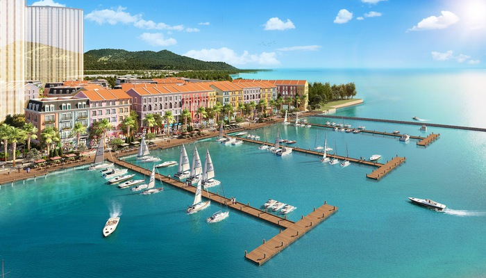 Nằm ở điểm nóng của thị trường bất động sản Hạ Long, dự án Harbor Bay, được phát triển bởi Công ty Bất động sản BIM Land (thuộc Tập đoàn BIM Group)