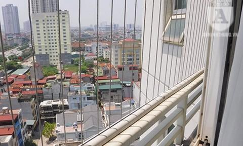 Lưới an toàn: Giải pháp hữu hiệu để bảo vệ trẻ em tại các tòa nhà chung cư cao tầng