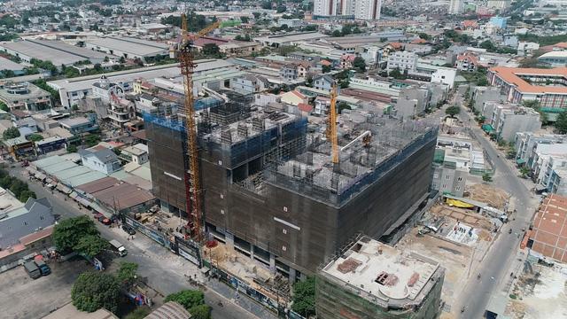 Những dự án căn hộ có mức giá trên dưới 2 tỉ đồng/căn thanh khoản vẫn rất tốt trên thị trường, hút người mua ở thực lẫn giới đầu tư