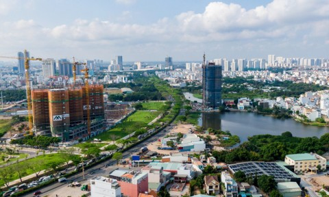CBRE Việt Nam: Vấn đề pháp lý ảnh hướng đáng kể đến kế hoạch chào bán nguồn cung mới, thị trường BĐS TPHCM quý 1 trầm lắng