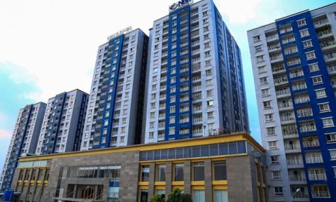 Căn hộ chung cư Hà Nội giảm mạnh nguồn cung