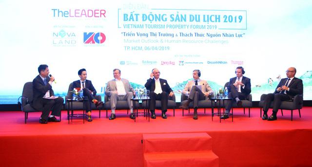 Theo các chuyên gia, ngoài những lợi thế, BĐS du lịch Việt Nam còn đối mặt với nhiều thách thức