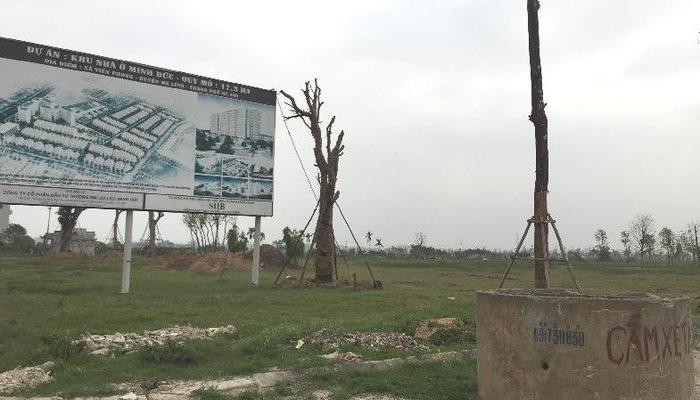 Được biết, trên địa bàn huyện Mê Linh hiện có 47 dự án đô thị, nhưng hơn chục năm nay vẫn trong tình trạng dở dang