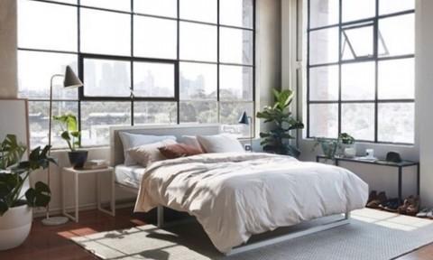 Thiết kế phòng ngủ đẹp tiện ích đem lại giấc ngủ ngon