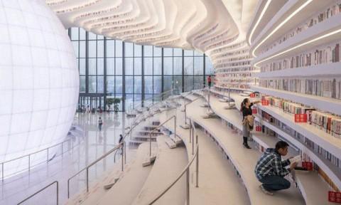Thư viện Tân Hải